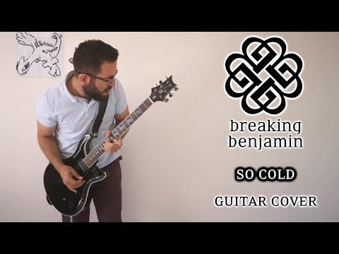 Breaking Benjamin  So Cold Guitar , with Solo