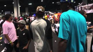 V-103 Atlanta Car & Bike Show With BMD & Romello
