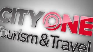 City One Logo Animation