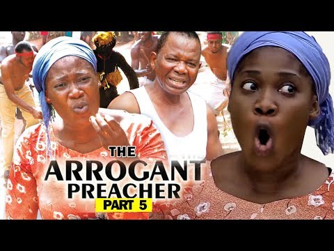 THE ARROGANT PREACHER PART 5 - Mercy Johnson 2019 Latest Nigerian Nollywood Movie Full HD thumbnail