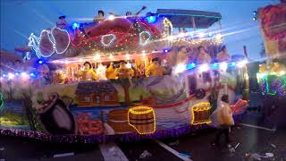 Krewe of Bacchus Mardi Gras 2018 Parade from Uptown New Orleans, Louisiana
