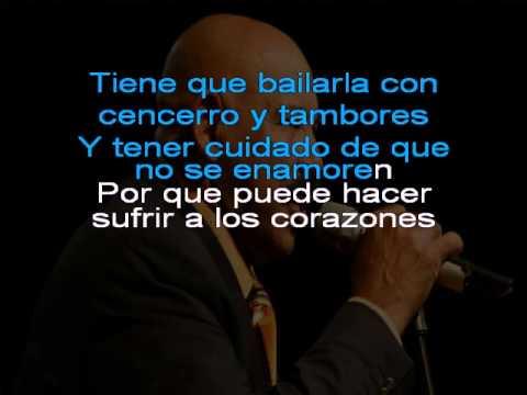 Oscar D' Leon La Mazucamba Karaoke