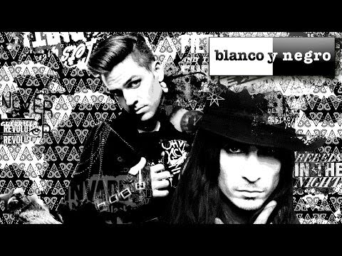 Black Boots - Rebels In The Night (Official Audio)