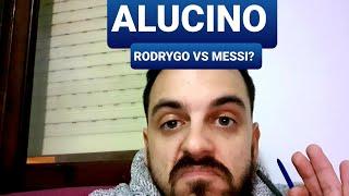 Download EL DISPARATE DE ALFREDO DURO DEL CHIRINGUITO DE JUGONES : RODRYGO GOES AL NIVEL DE MESSI Y CR7 ? Mp3 and Videos