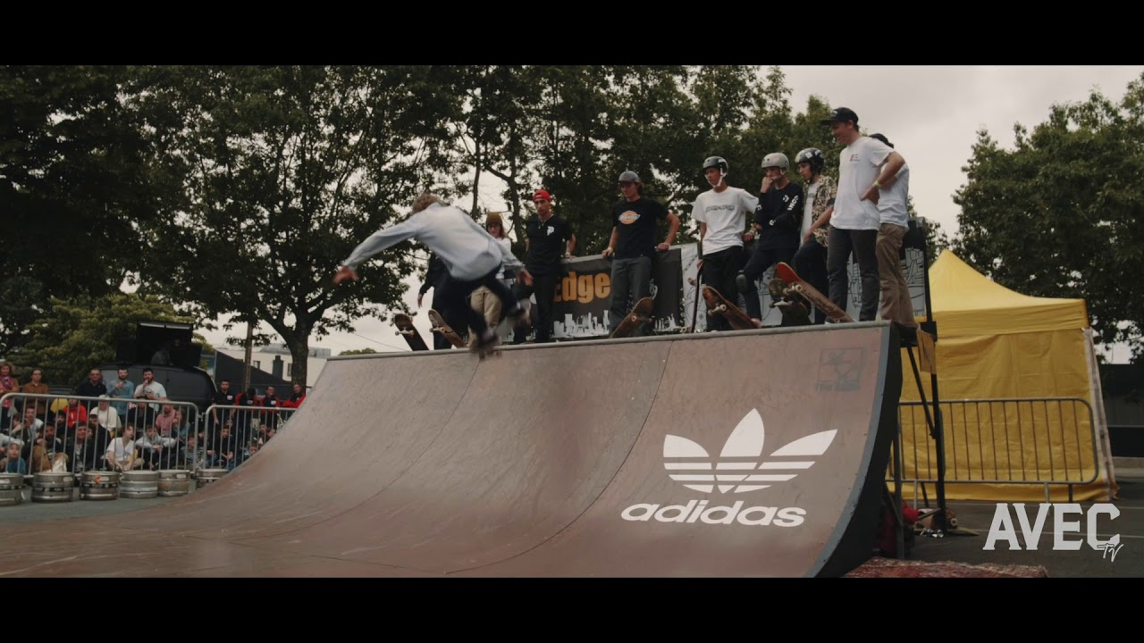 AVEC & Co - Skate Party #1 - Rennes, France