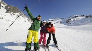 видео горнолыжные туры во францию