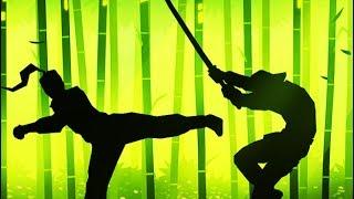 Бой с Тенью 2 #10 Детский игровой мультик для детей! Shadow Fight 2 бой с тенью #Мобильные игры