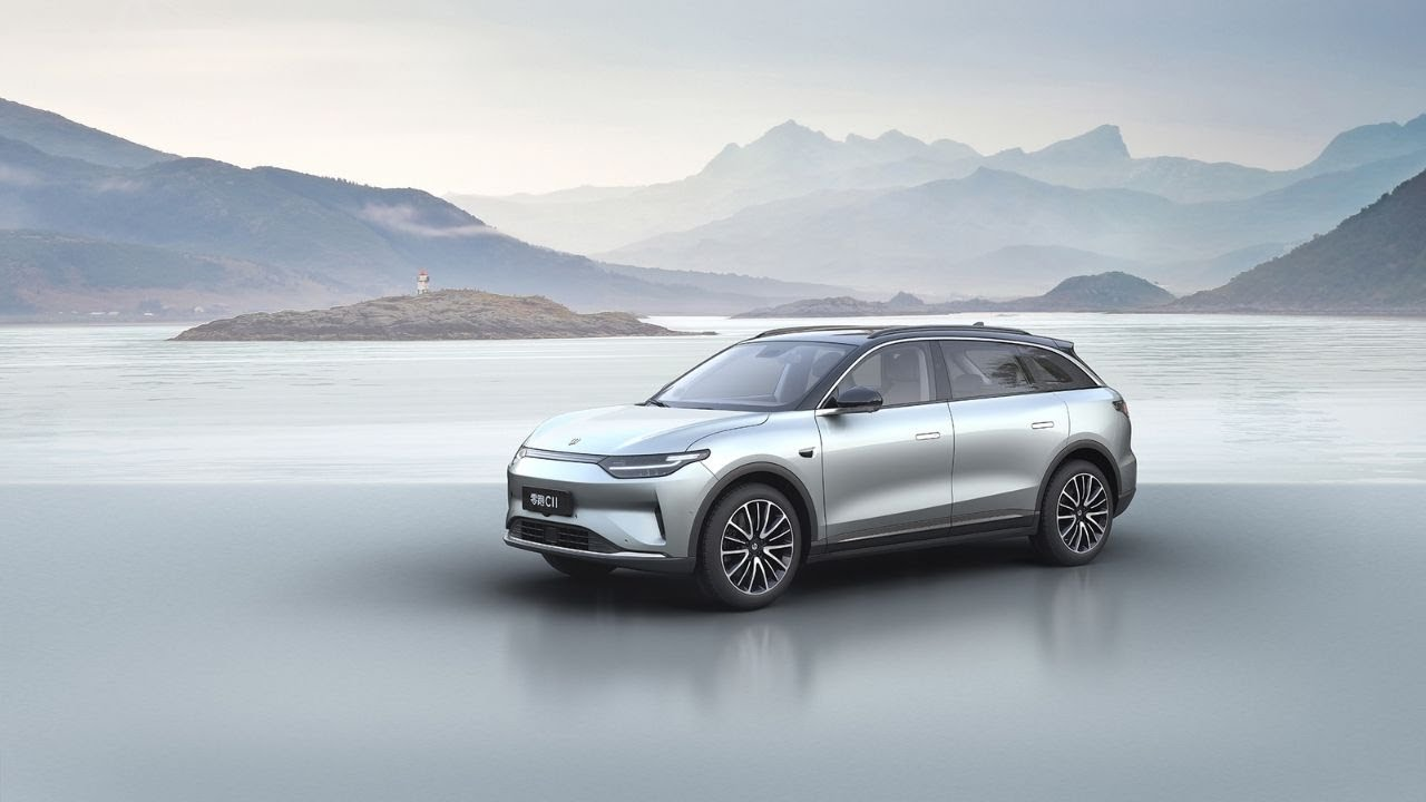 Download 2021 LEAPMOTOR C11 Is the company's first all-electric SUV | Cars Blog