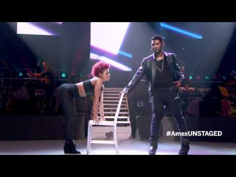 Usher Live In London Unstaged Hd Stream View (love In This Club) 13