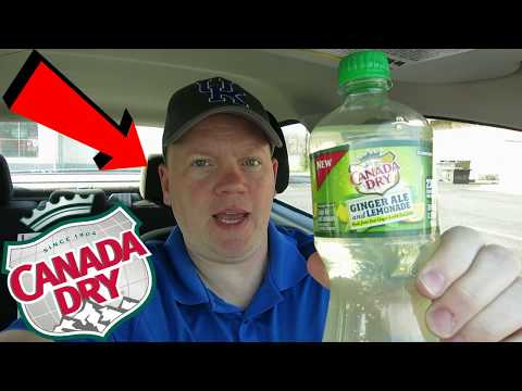 Canada Dry Ginger Ale And Lemonade (Reed Reviews)