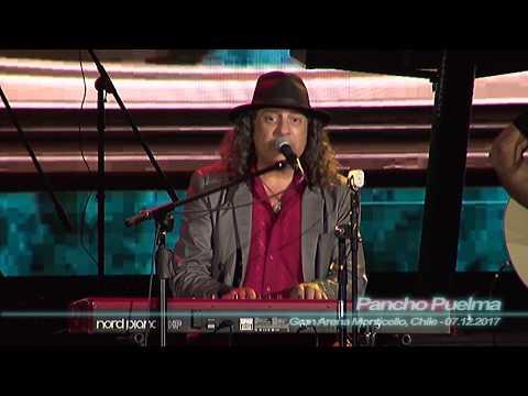 Pancho Puelma - Esperando Nacer ( Mix.Cam - Gran Arena Monticello, Chile - 07.12.2017 )