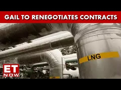 GAIL Renegotiates LNG Deal With Gazprom