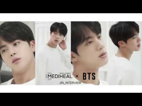 [메디힐(MEDIHEAL) X 방탄소년단(BTS)]  JIN'S STORY