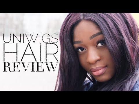 Wig Oder Weave ? Uniwigs Review  Irene Asamoah
