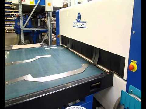 How is it made? Sheet metal part for furniture industry - english version