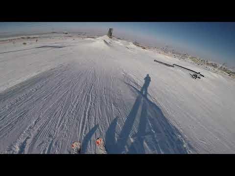 20190224-丝绸之路滑雪场