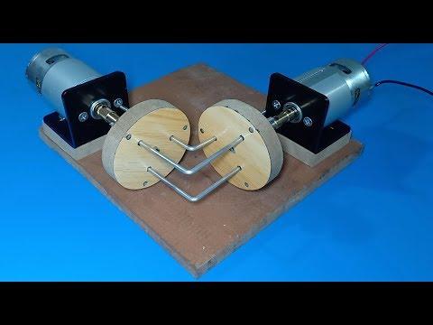DIY Gearless transmission , Amazing idea 2019