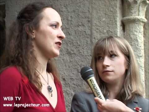 Leprojecteur.com présente une interview de Amanda Favier- Olga Monakh - Nicolas Bringuier