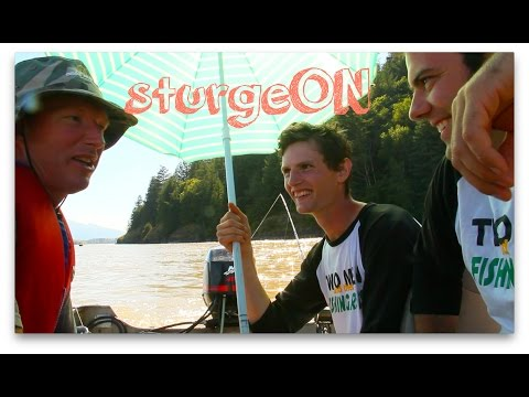 Two Men and their Fishing Rods: S4E13 - Fraser River