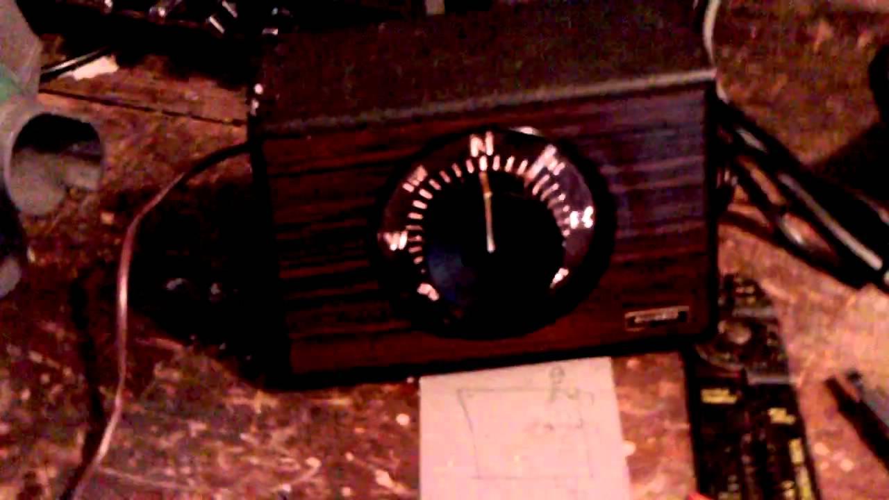 alliance tenna rotor u 110 and control box [ 1280 x 720 Pixel ]