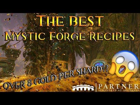 Gw2 Mystic Forge Recipes