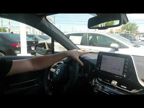 2018 Toyota CHR Vs 2019 CHR Back Up Camera/ SuperEdgar10