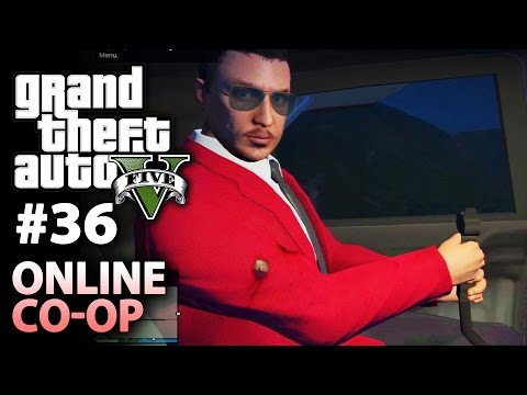 On The Run From The Law -- Grand Theft Auto V #36