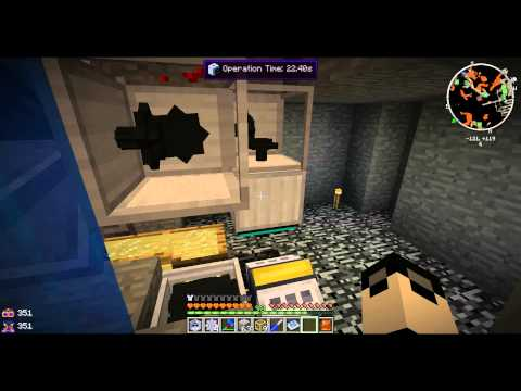 FTB Monster Let's Play E18 | Rotarycraft! Bedrock and Waterwheelthingy