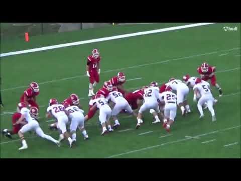 Robert Soto Senior Highlights   Offensive Tackle #79   Salado High School '18