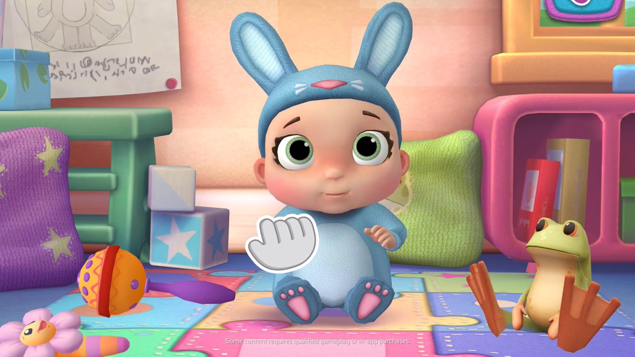 Doc Mcstuffins Baby Nursery Official Trailer Youtube