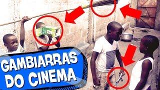 15 GAMBIARRAS ABSURDAS USADAS NO CINEMA!