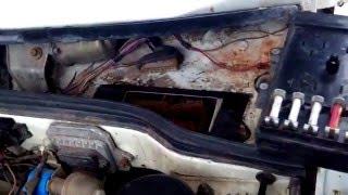 видео Блок предохранителей ВАЗ 2109