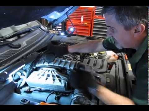 Atlantic British Presents: Spark Plug Service on Range Rover Sport Supercharged 2006-2009
