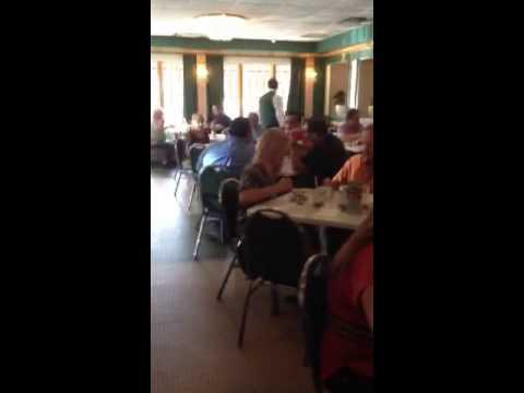 Versailles Restaurant in Little Havana