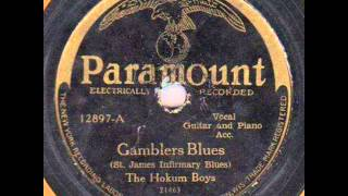 Hokum Boys - Gambler