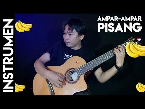Ampar-Ampar Pisang Gitar Fingerstyle