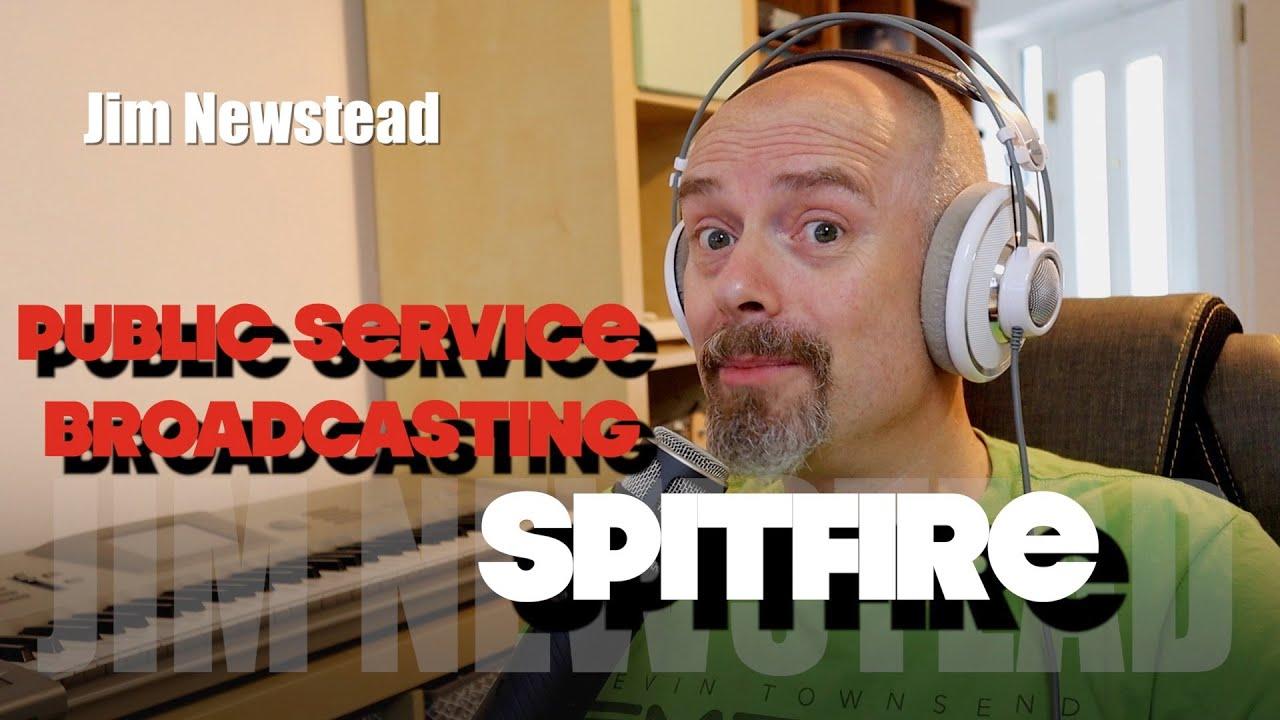Listening to Public Service Broadcasting - Spitfire (Live)