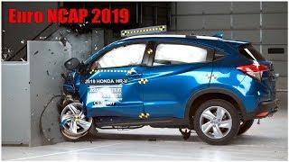 Серия Краш Тестов Euro Ncap 2019