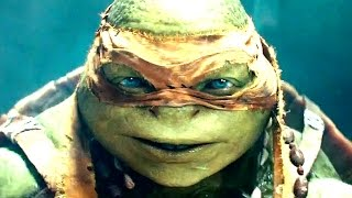 """Teenage Mutant Ninja Turtles"" Trailer #3 Check & Infos Deutsch German 