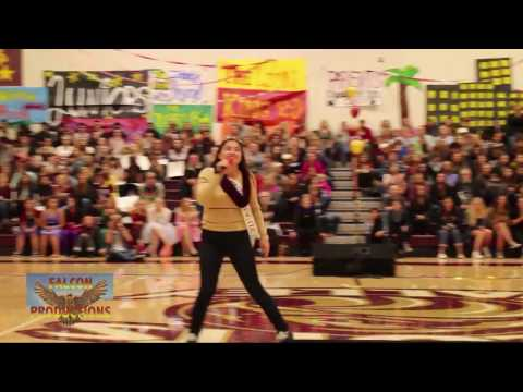 Scotts Valley High School Homecoming Rally 2016
