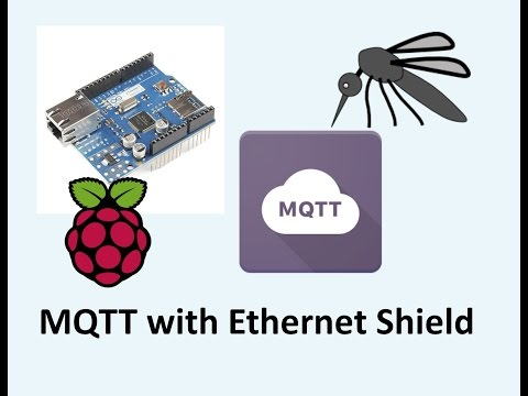 MQTT With Arduino Ethernet Shield