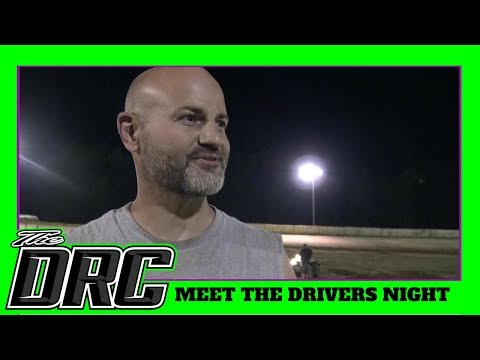 Moler Raceway Park | 6/15/18 | Reed Bishop | Meet The Drivers Nigh8