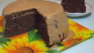 Шоколадный Торт «Шоколадная Улыбка» кулинарный видео рецепт(Если вы решите приготовить какое-то блюдо, зная лишь его название, разумеется, вы пойдете поискать рецепт..., 2013-11-17T19:59:38.000Z)