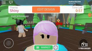 Roblox design it! | w/Lola and Kayleigh