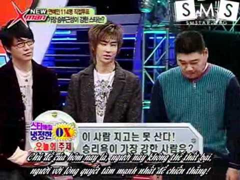 Vietsub 03 12 06 New X man #5   Yunho & Jaejoong clip2