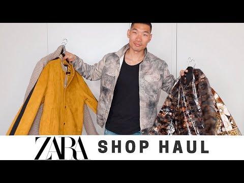 ZARA SPRING 2019 TRY ON HAUL | Men's Fashion Haul | Levitate Style
