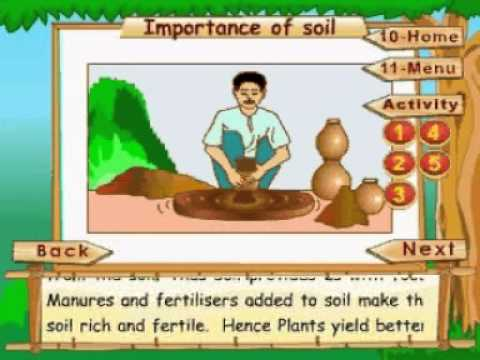 Learn science class 3 rocks and minerals importance for What is soil for kids