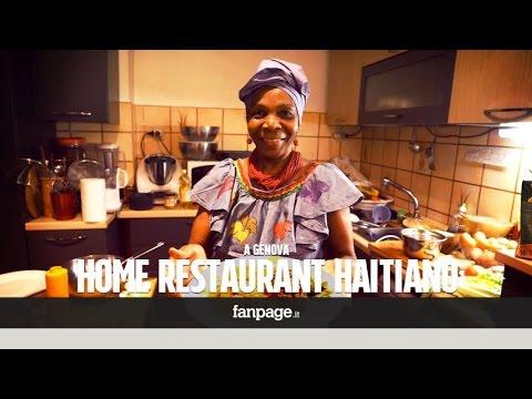ChryNaThe: primo Home Restaurant haitiano in Italia