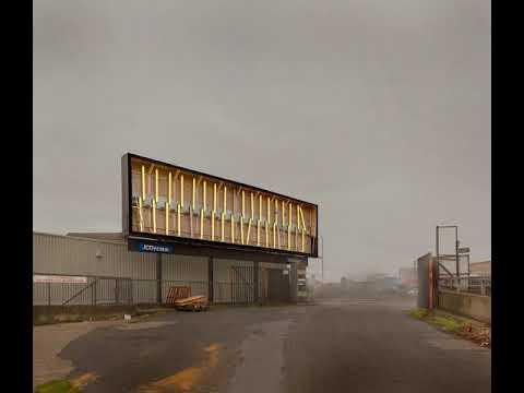 18. 工場遠景 / Distant View of Factory - The ScreenTones
