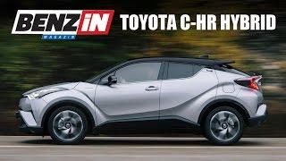 Toyota C-HR Hybrid ve 1.2 T test sürüşü - Benzin TV 2017